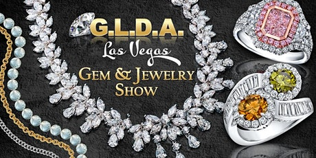 2020 GLDA Las Vegas Wholesale Gem & Jewelry Show tickets
