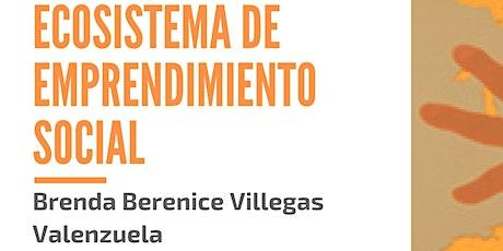 Conferencia Ecosistema de Emprendimiento Social boletos