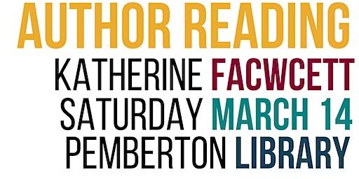 Author Reading: Katherine Fawcett