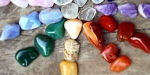 Crystals 101 You will receive the top12 collected crystals & lots of info!