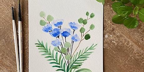 Watercolor Workshop- Commonwealth tickets