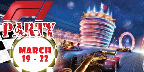 F1 Party@Boomers tickets