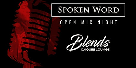 Spoken Word Open Mic Night tickets