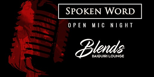 Spoken Word Open Mic Night