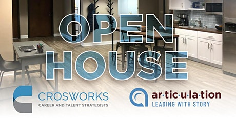 Crosworks | Articulation Open House tickets