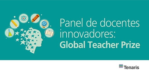 Panel de docentes innovadores: Global Teacher Prize
