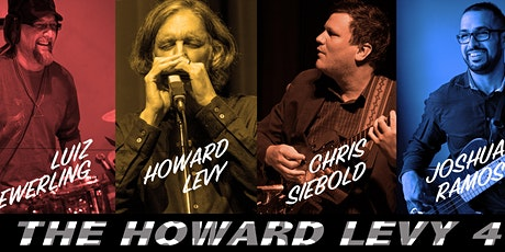 Howard Levy 4 tickets