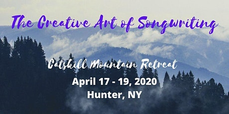 Catskills Songwriting Retreat tickets