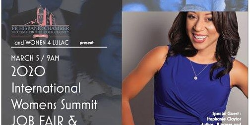 2020 International Women's Summit & JOB Fair