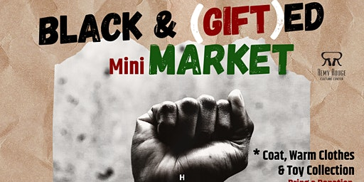 Black and GIFTed: Mini Market