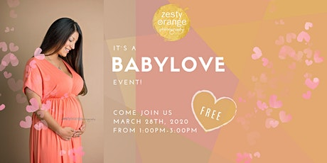March BabyLove Event 2020 tickets