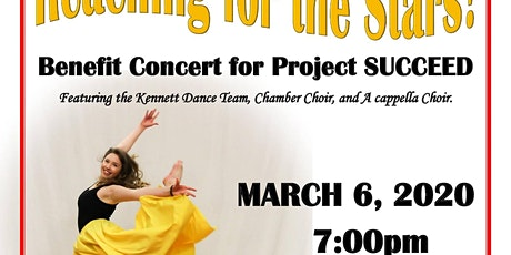 Reaching for the Stars Benefit Concert tickets