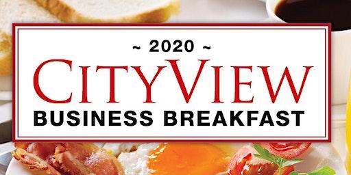 CityView Business Breakfast April 2020