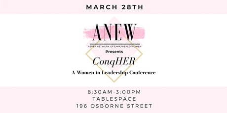 ConqHER, A Women in Leadership Conference tickets