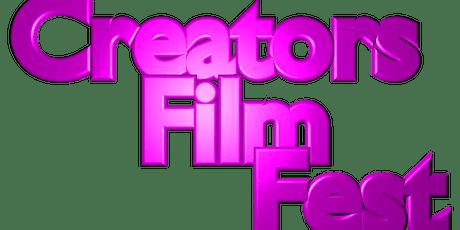 Creators Film Festival tickets