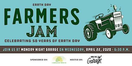 Earth Day Farmers Jam tickets