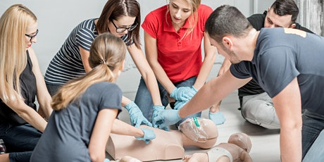 Heartsaver First Aid and CPR: tickets