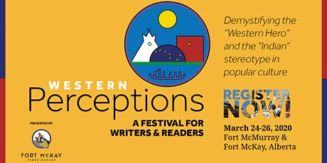 Western Perceptions 2020 — Literary Festival for Writers & Readers tickets