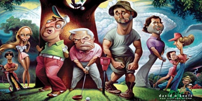 3rd Annual Caddyshack Invitational Golf Tournament