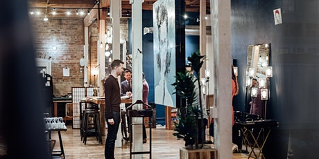 SLC Gallery Stroll - Tailor Cooperative: Tressa Marrè tickets