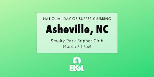 #NDOSC: Asheville, NC