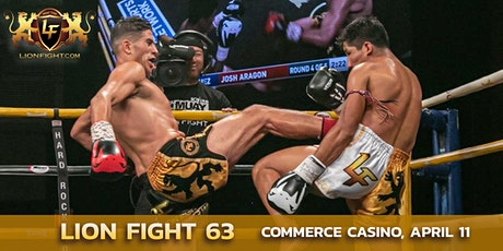 Lion Fight 63 - Los Angeles tickets