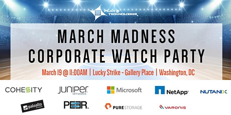 Plan B Tech March Madness Corporate Watch Party tickets
