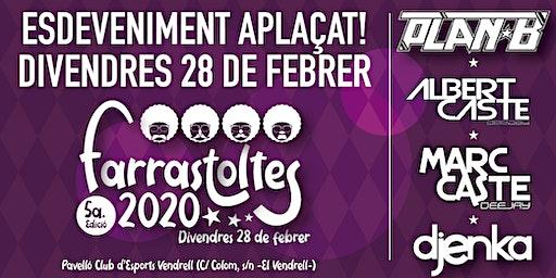 FARRASTOLTES 2020 - LA FESTA DE CARNAVAL DEL VENDRELL