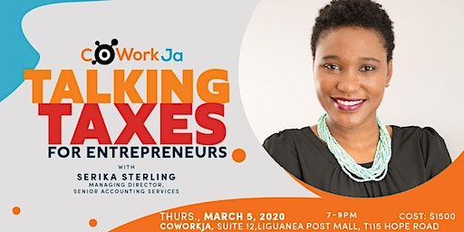 Talking Taxes for Entrepreneurs