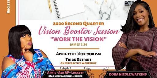 2020 Second Quarter Vision Booster Session