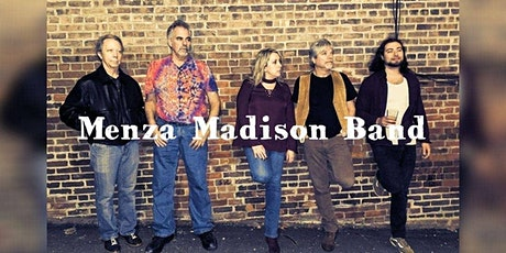 Menza Madison Band  tickets