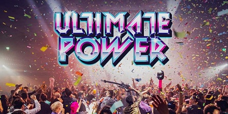 Ultimate Power - Manchester tickets