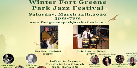 Winter Fort Greene Park Jazz Festival  tickets