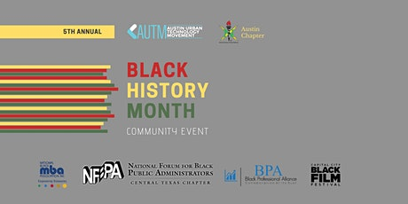 5th Annual Black History Month Community Event tickets