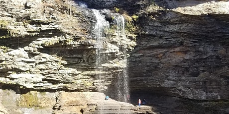 WATERFALL AND OVERLOOK HIKE tickets