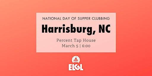 #NDOSC: Harrisburg, NC