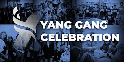 DFW Yang Gang Celebration