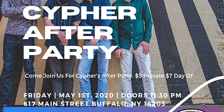 Cypher After Party tickets