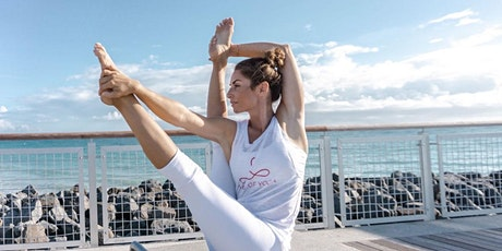 Yoga + Spa Social tickets