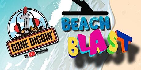 Gone Diggin Beach Blast tickets