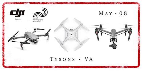 DJI Drone Photo Academy – Tysons, VA tickets