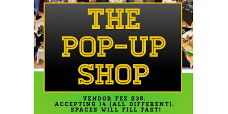 THE POP-UP SHOP tickets