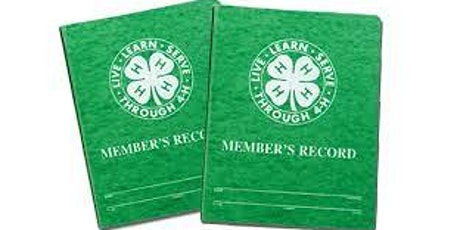 4-H Horse Record Book Workshop tickets