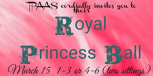 Royal Princess Ball