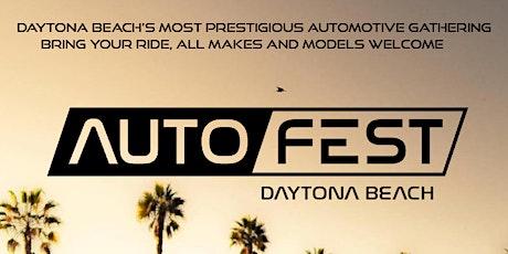 AutoFest Daytona Beach tickets