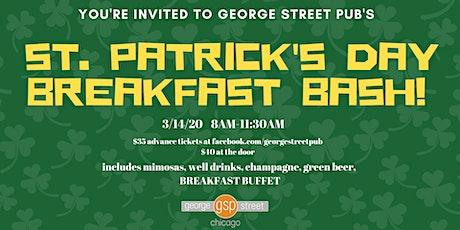 St. Patrick's Breakfast at George Street Pub tickets