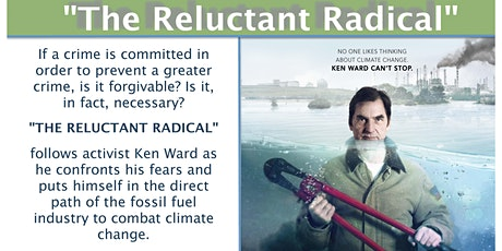 """The Reluctant Radical"" - Film Screening - Free tickets"