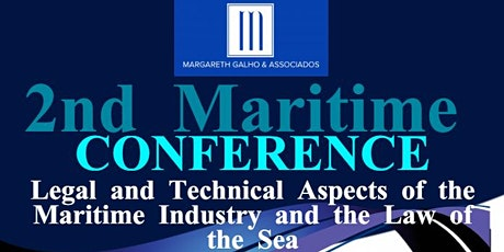 2nd Maritime Seminar (Legal and Technical Aspects  bilhetes