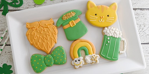 Leprechaun Essentials Cookie Decorating @ Timberyard Brewing Co.