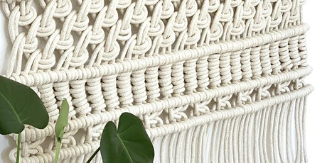 Knotted Wall Hanging Piece with Marta Francine tickets